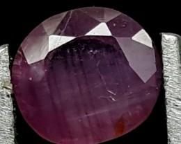 0.40 CTS UNHEATED KASHMIR SAPPHIRE BEST QUALITY GEMSTONE IGC107