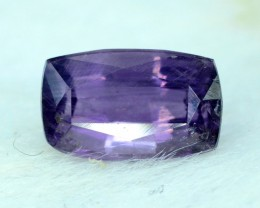 1.30 ct Baguette Cut Violet Purple Loose SCAPOLITE Gemstone