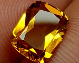 2.25 Cts AMAZING CITRINE Best Grade Gemstones JI 175