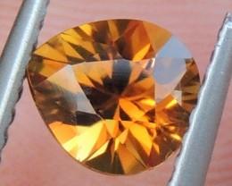 """Sunset"" Tourmaline, Untreated, Precision cut"