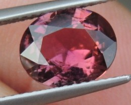 1.84cts Rubelite Tourmaline,  Untreated