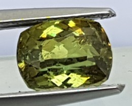 1.79cts, Demantoid Green Garnet,  Untreated,