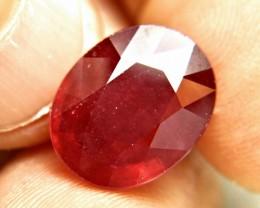 13.58 Carat Fiery Ruby - Gorgeous