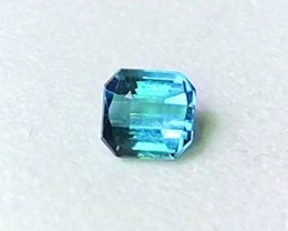 "$$$ OCEAN BLUE ""PARAIBA"" COLOR TOURMALINE"
