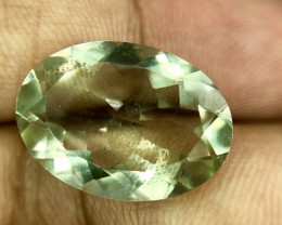 10.00 CT Natural Beautiful Green Amethyst Gemstone S7
