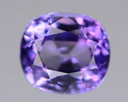 Violet 1.03 ct Tanzanite Unheated/Untreated SKU-5