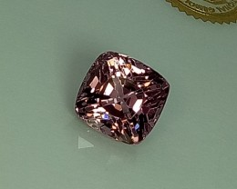 1.76 ct Awesome Cushion Cut Natural Pink Spinel