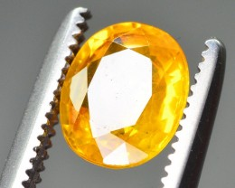 0.90 ct Natural Superb Yellow Sapphire