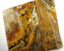 295.00 CTS PIETERSITE ROUGH SLAB  -NAMIBIA [F7270]