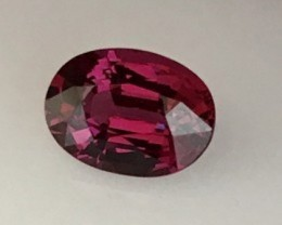 Glamorous 2.75ct Sparkling Color Shift Garnet Well cut Tanzania VVS  R13 G2