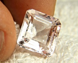 7.74 Carat Pink Brazil Morganite - Gorgeous