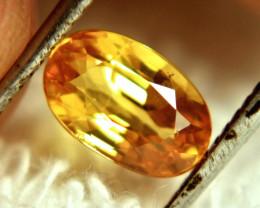 1.9 Carat VS Yellow Sapphire - Gorgeous