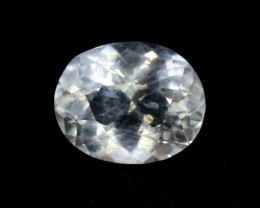 1.85 cts Oval Shpe Cut Untreated Natural Aquamarine Gemstone From Pakistan