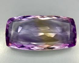 7.85 CT Natural Ametrine Beautiful Faceted Gemstone S9