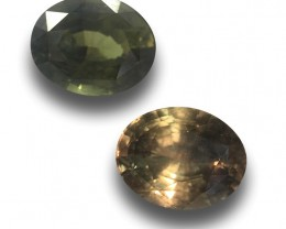 Natural Unheated Chrysoberyl Alexandrite Loose Gemstone  Sri Lanka