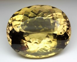 499.62 ct  High-Quality Lemon Quartz  - IGE Сertificate