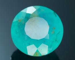 Rare 5.48 ct Peruvian Blue Opal Untreated SKU.3