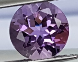1.86cts, Amethyst,  Top Cut, Clean, Calibrated, Untreated