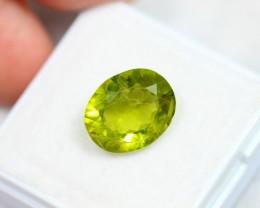 Lot 10 ~ 3.98Ct Natural Green Color Himalayan Peridot