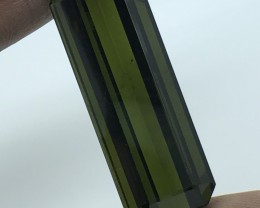 46.20 CT NATURAL GREEN TOURMALINE 2000$ QUALITY GEMSTONE T10