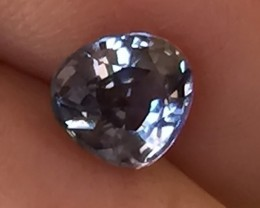 CERTIFIED UNTREATED SAPPHIRE ~ 1.15cts~VVS1