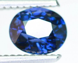 AAA Grade 1.44 ct Ceylon Blue Spinel Unheated and Untreated SKU.2