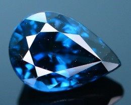 AAA Grade 1.34 ct Cobalt Blue Spinel Ceylon Unheated and Untreated SKU.2