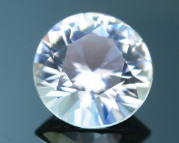 GiL Certified Jeremejevite 1.41 ct Diamond Like Brilliance SKU.1