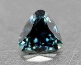 Gorgeous natural Australian parti-colour sapphire.