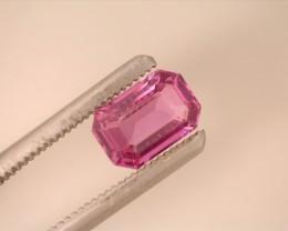 Pink Sapphire 1.21 Ct - IGI Certified