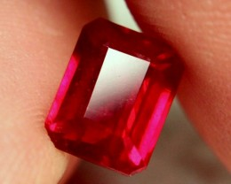3.84 Ct. VVS/VS Pigeon Blood Ruby - Superb