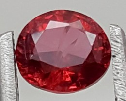 0.50CT RED SPINEL BEST QUALITY GEMSTONE IGC107