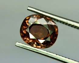 2.30 Crt Natural Zircon Faceted Gemstone (R 132)
