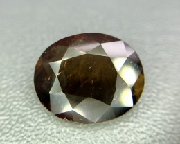 5.0 Crt Natural Rare Axinite Faceted Gemstone