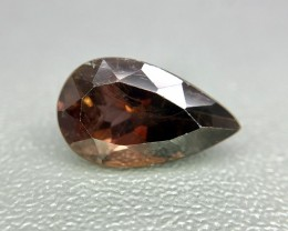 4.25 Crt Natural Rare Axinite Faceted Gemstone