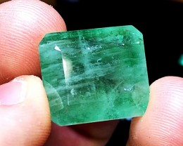 35.90 cts MONSTER EMERALD - NOVA ERA, BRAZIL - AMAZING!!