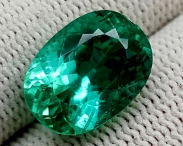 9 CT GREEN SPODUMENE TOP QUALITY GEMSTONES IGCGSPO09
