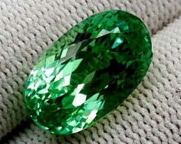 11 CT GREEN SPODUMENE TOP QUALITY GEMSTONES IGCGSPO15