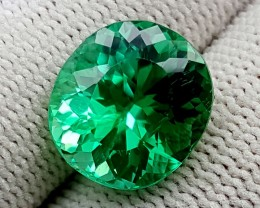 7.8 CT GREEN SPODUMENE TOP QUALITY GEMSTONES IGCGSPO27