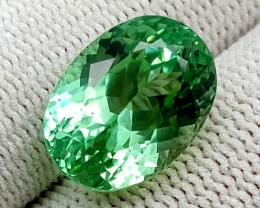 10 CT GREEN SPODUMENE TOP QUALITY GEMSTONES IGCGSPO36