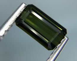 1.44 CT NATURAL GREEN TOURMALINE HIGH QUALITY GEMSTONE S18