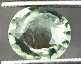 1.45ct Pretty Mint Green Tourmaline - Africa NR11