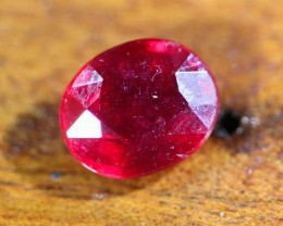 2.30 CTS BRIGHT AFRICAN RUBY -  [STS985]
