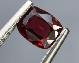 GIL CERTIFIED BURMA SPINEL VIVID RED 100% UNTREATED