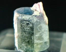 25.65CT Natural Unheated Ultra Rare Blue Aquamarine Crystal