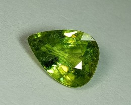 2.72 ct Top Grade Pear Cut Natural Sphene