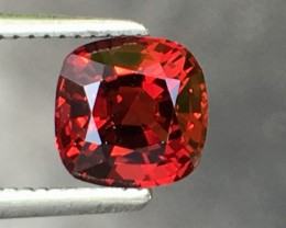 1.43 Cts Untreated Awesome Spinal Excellent Color ~ Burma