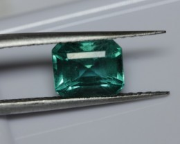 2.15 Zambian emerald gem quality.