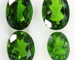 4.65 CTS CHROME DIOPSIDE  PARCEL- RICH GREEN [STS990]