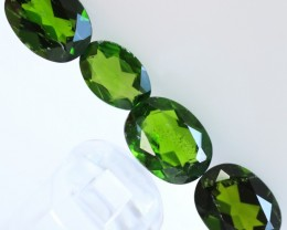 4.30 CTS CHROME DIOPSIDE  PARCEL- RICH GREEN [STS991]